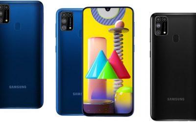 Samsung Galaxy M31s беше забелязан в списъка на Google Play преди старта