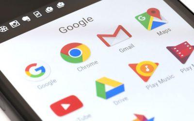 Google може напълно да закрие вашия акаунт