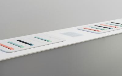 Google създаде дизайнерска гривна с биологични сензори