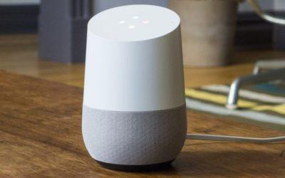 Google Home вече може да изпълни две гласови команди едновременно