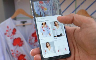 Google Lens вече е налично като самостоятелно приложение в Google Play