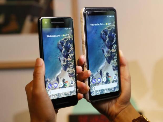 Видео: Pixel 2 XL има още един проблем с дисплея