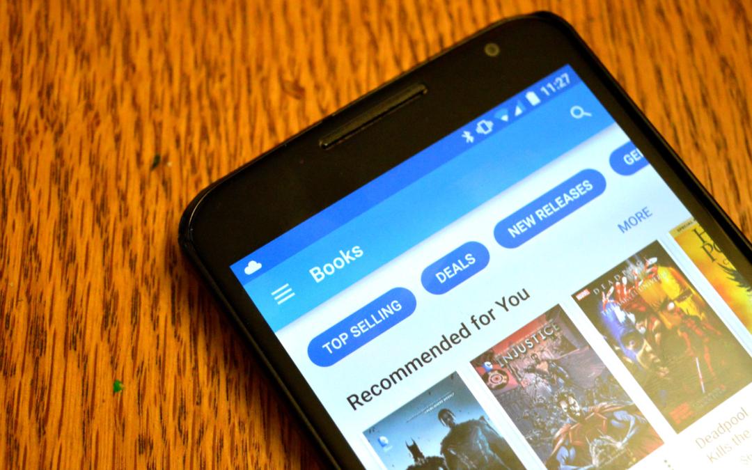 Google иска потребителите да четат електронни книги