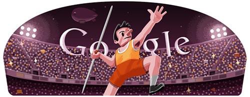 Вижте специалните лога на Google за олимпийските игри