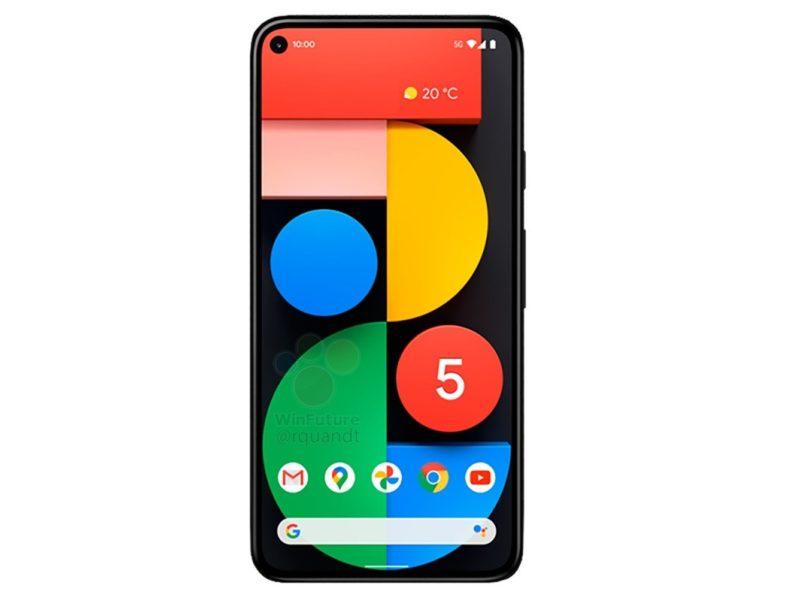 Ново изтичане разкрива всичко за Google Pixel 5