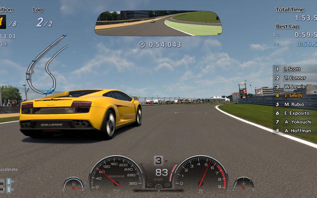Легендата Gran Turismo се завръща през октомври