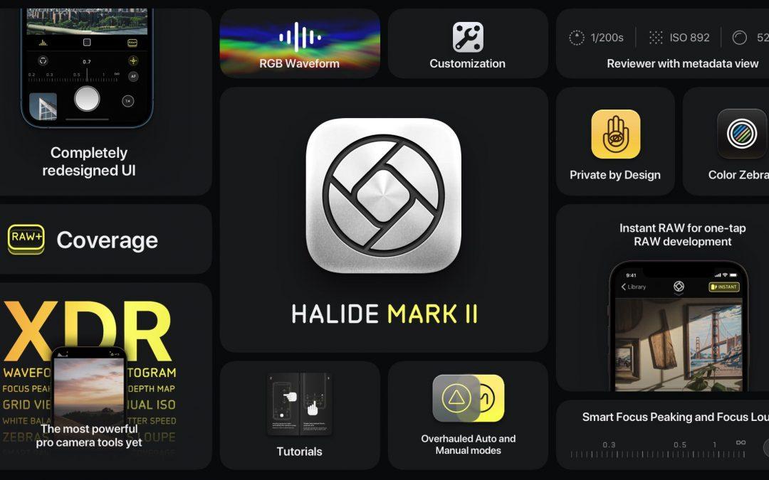 Разработчиците на Halide стартират ново приложение за фотография