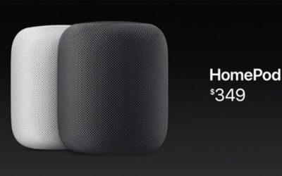 "Новото ""one more thing"" на Apple е HomePod"