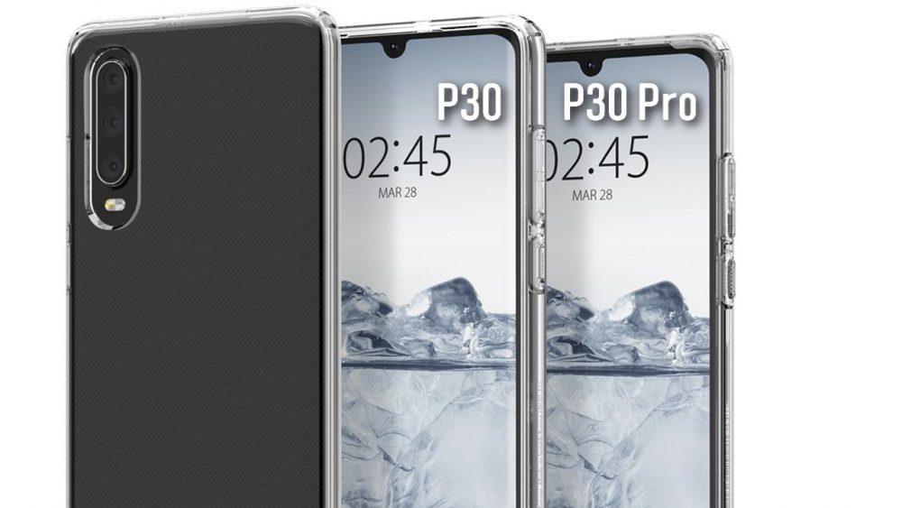 Huawei P30 Pro може да достигне максимума от 1080р за своя дисплей