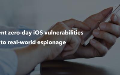 Apple пусна iOS 9.3.5, за да запуши опасен пропуск в сигурността