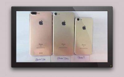 Новият модел на Apple няма да се казва iPhone 7