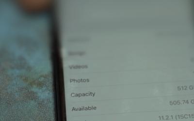 Измислиха начин паметта на iPhone 7 да бъде увеличена до 512 GB