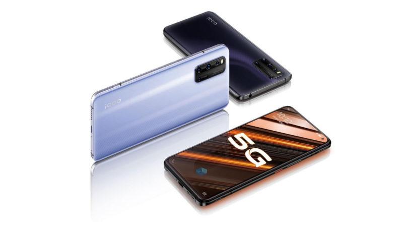 IQOO 3 официално дебютира с мощен хардуер и 5G възможности