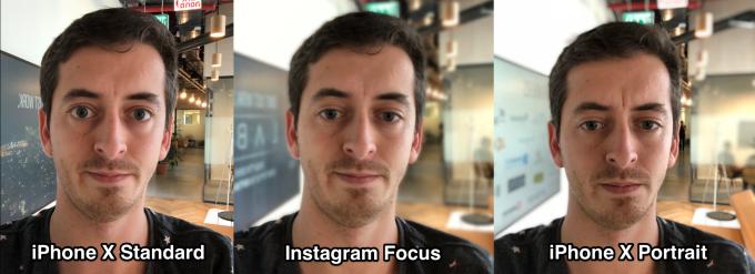 instagram-focus-vs-iphone-portrait