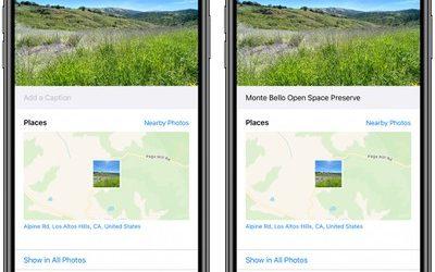 Apple най-сетне ще ви позволи да надписвате снимките си от телефона с iOS 14