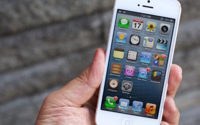 iPhone 5 все още се радва на актуализации