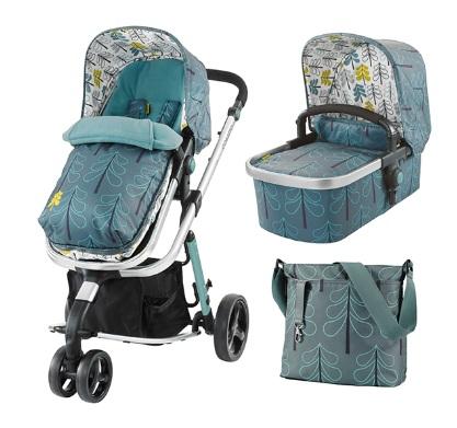 Бебешки колички: какво да вземете предвид при покупка