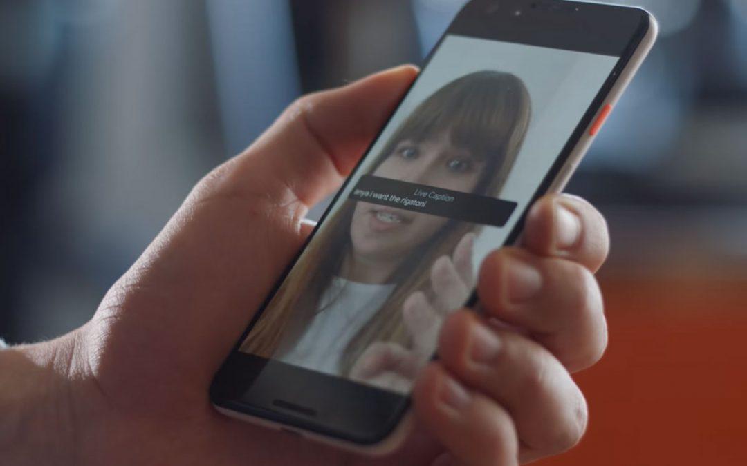 Функцията за Android, Live Caption идва и за телефонни обаждания