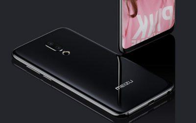 Meizu представи най-евтините флагмани с вграден в екрана сензор за пръстови отпечатъци