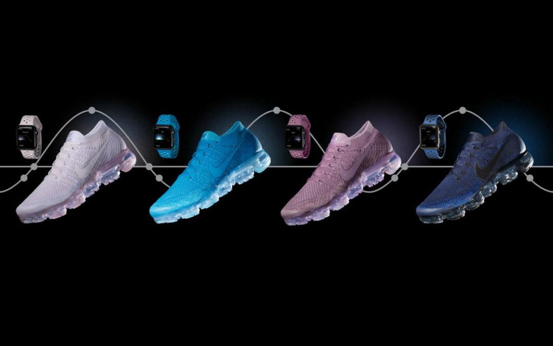 Новите модели каишки за Apple Watch на Nike ще бъдат в тон с маратонките ви