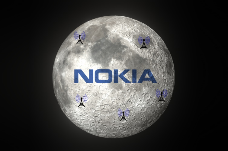 nokia-brings-4G-network-to-moon