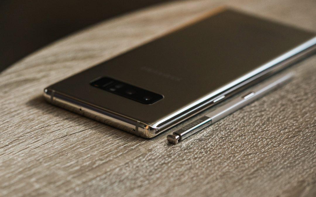 Galaxy Note 8 ще получи Android 9 Pie по-рано