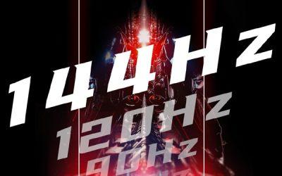 Nubia представи първия в света 144 Hz дисплей