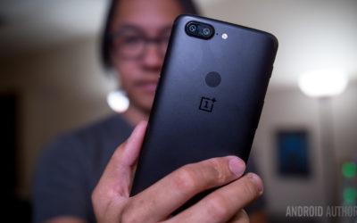 OnePlus 5 може да получи функцията за отключване, чрез лицево разпознаване на 5Т