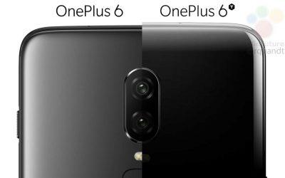 Частичен рендер на OnePlus 6T потвърждава някои слухове за него
