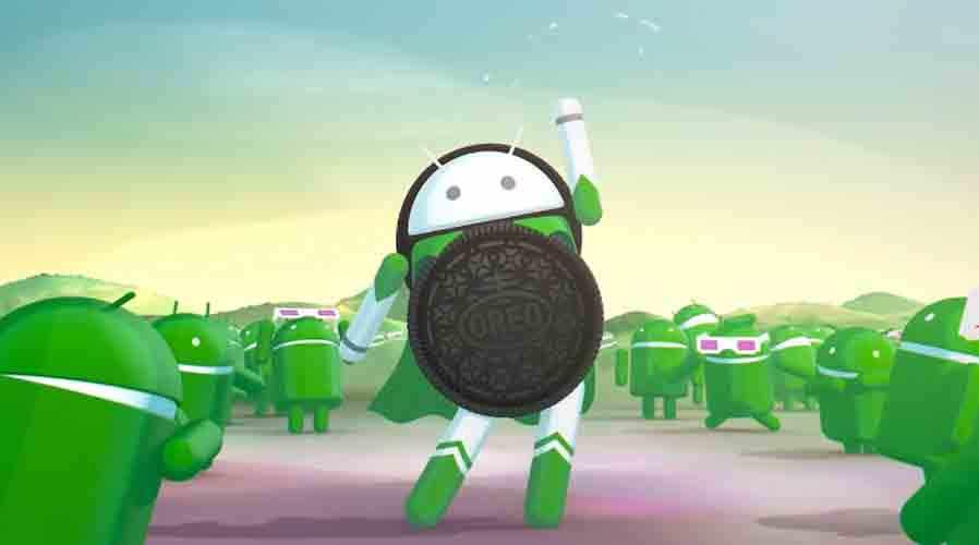 Резултатите на Oreo показват най-големия проблем на Android