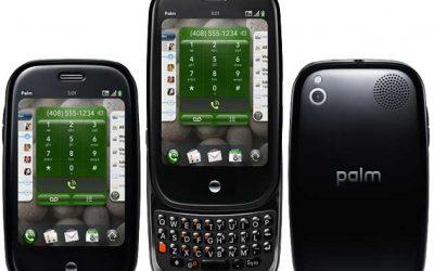 Рестартирането на смартфоните Palm се очертава да бъде разочарование