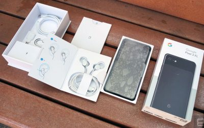 Pixel 3 XL вече се продава в Хонконг за 2000 долара