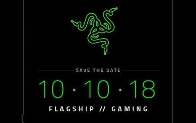 Razer Phone 2 ще дебютира на 10 октомври
