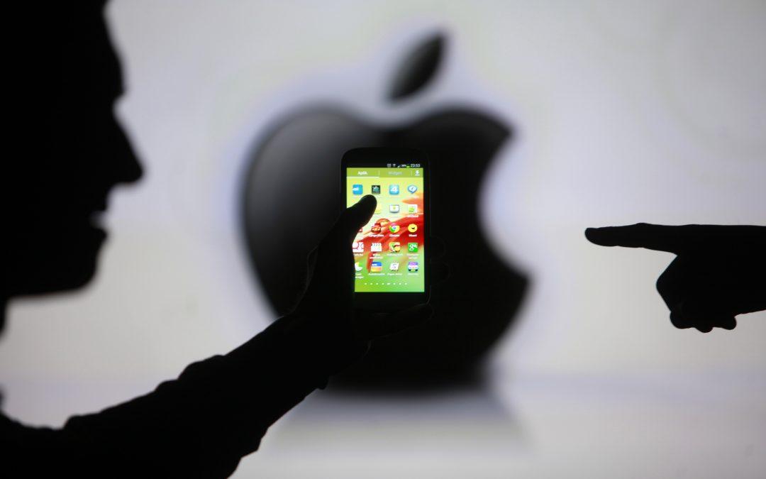 Samsung достигна ново дъно в опитите си да копира Apple!