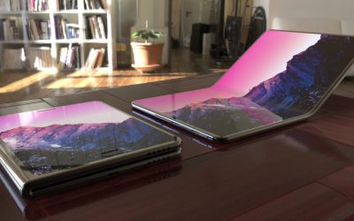 Дизайнът на сгъваемия смартфон на Samsung вече е финализиран