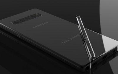 Това може би са Galaxy Note 10 и Note 10 Pro