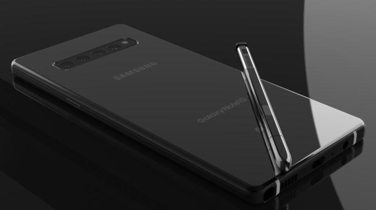 Появиха се нови подробности за Galaxy Note 10
