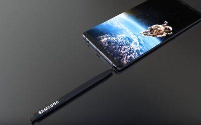 Samsung Galaxy Note 8 ще дебютира в средата на август