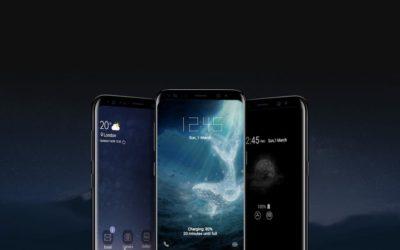 Ново изтичане предполага изцяло обновен дизайн за Galaxy S9