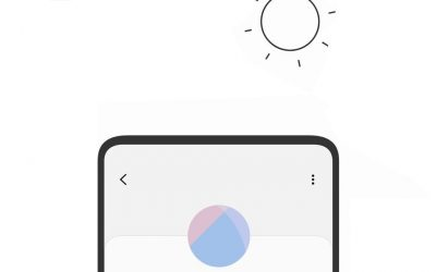 Android Pie Beta разкри дизайна на Galaxy S10