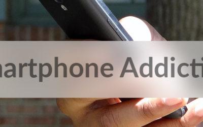 Пристрастени ли сте към своя смартфон?