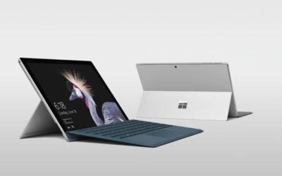 Microsoft представи новия Surface Pro