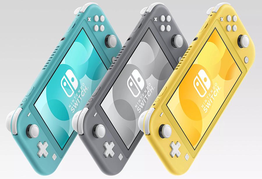 Nintendo обяви по-малка версия на Switch