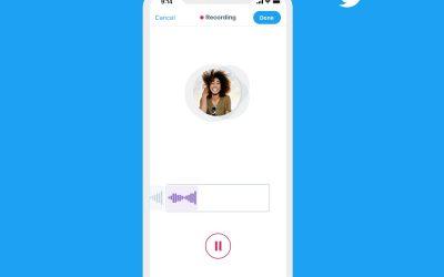 Twitter тества гласови съобщения