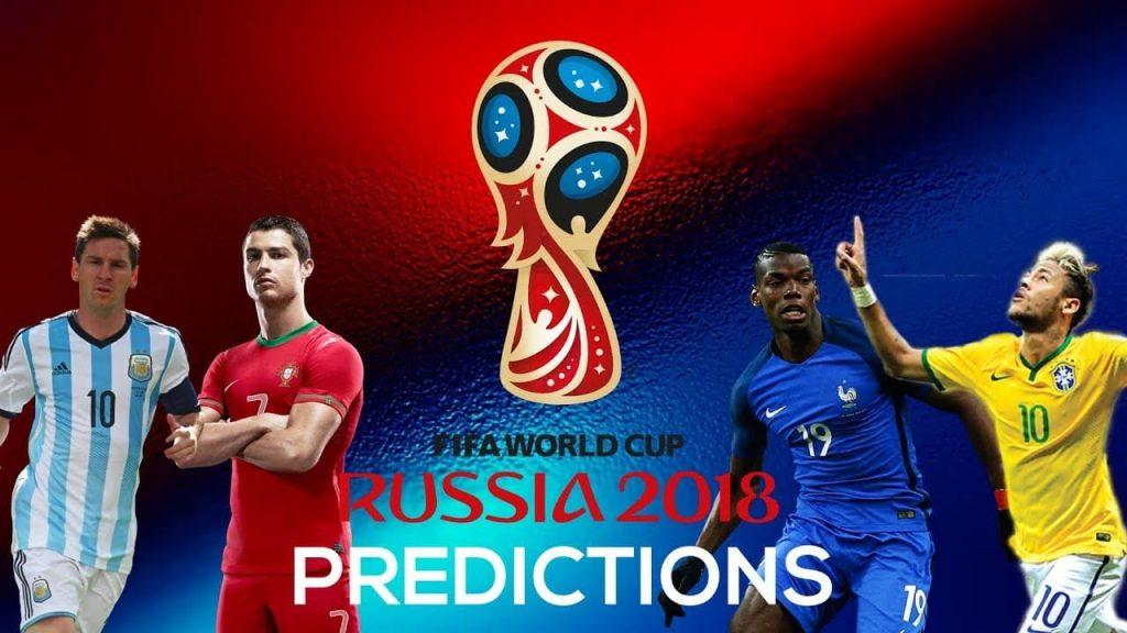 Кои са фаворитите за голмайстор на Мондиал 2018?