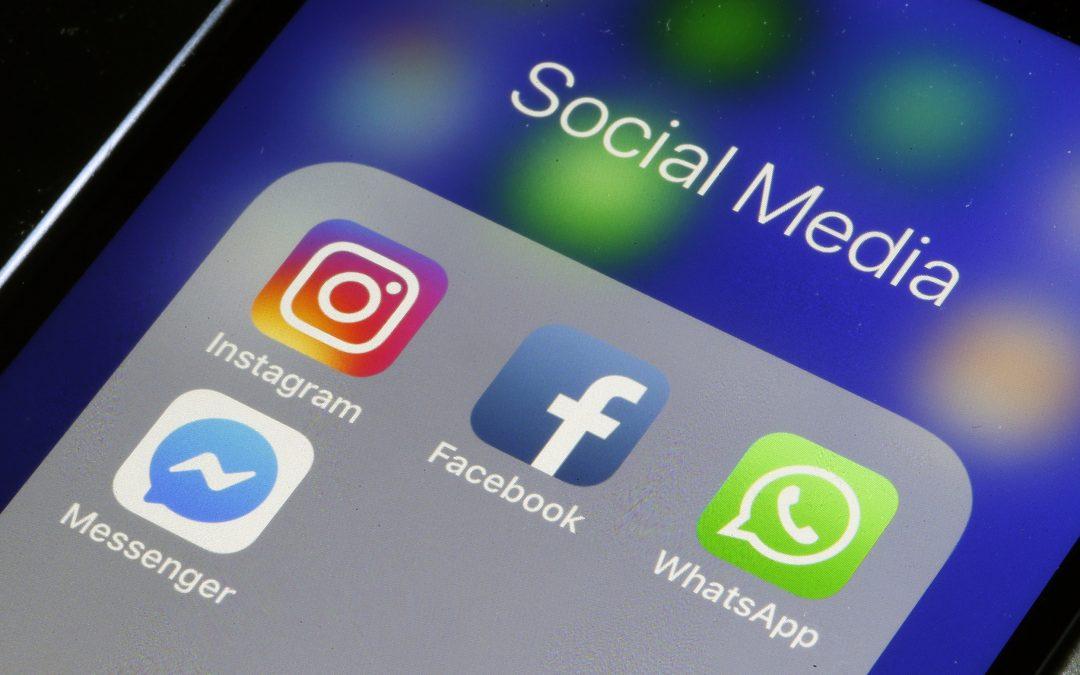 Facebook, Messenger, Instagram и WhatsApp с трето голямо прекъсване за тази година