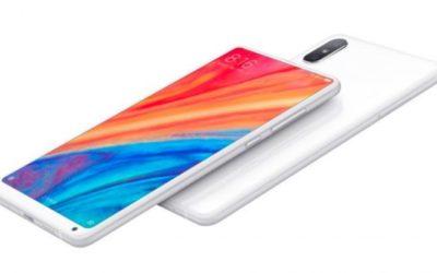 Xiaomi отговори на iPhone X с Mi Mix 2S