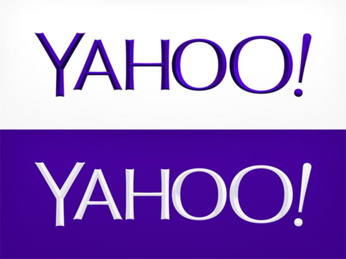 Това е новото лого на Yahoo!