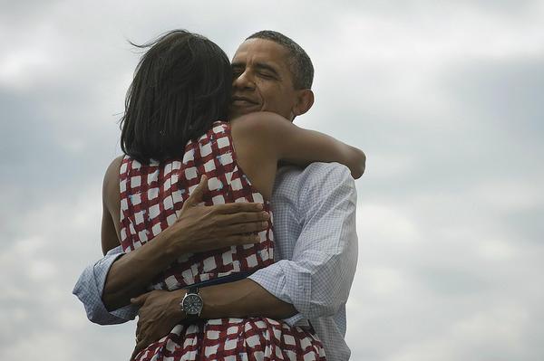 Обама постави нов рекорд за най-споделян туийт
