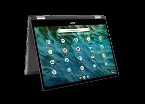 Acer пуска четири нови модела Chromebook, включително първия 17-инчов модел в серията